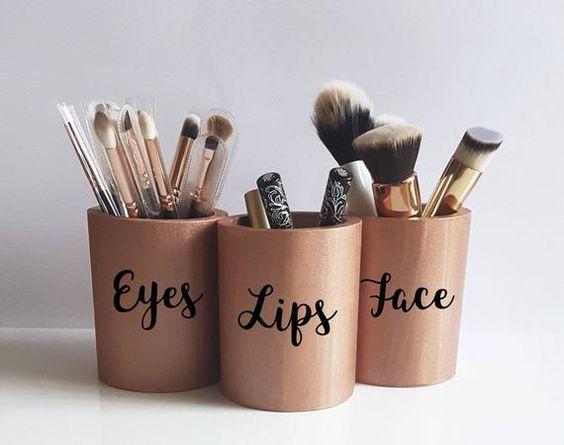 Choisir kit pinceaux maquillage